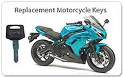 Motorcycle Key Replacement